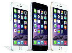 iPhone6/iPhone6Plusの画像