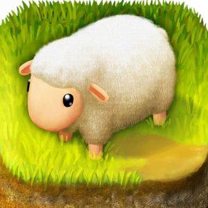 小さな羊 - 癒しのバーチャルペット育成ゲームの画像