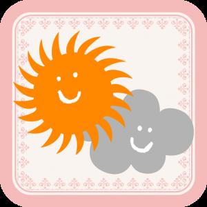 おしゃれ天気 -気温に合ったお天気コーデ&よく当たる天気予報の画像
